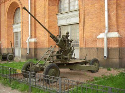 37 mm armata przeciwlotnicza