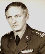 płk Wiesław Warylewski -1995 rok