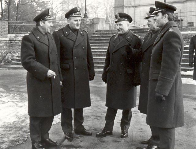 Oficerowie Oddiału WRiA 2 KOP – 1969 rok.
