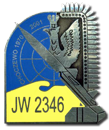 Odznaka 46 dr OP