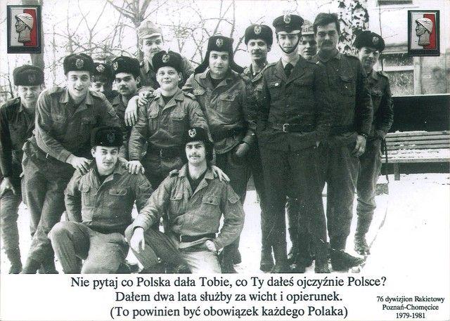 Żołnierze 76.dr OP.