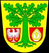 Herb gminy Komorniki.