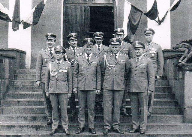Akademia Sztabu Generalnego - czerwiec 1976 r.