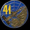 Odznaka 41. dr OP m. Mrzeżyno
