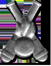 Odznaka korpusu Służby Uzbrojenia i Elektroniki