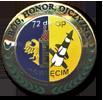 Odznaka pamiątkowa 72. dr OP