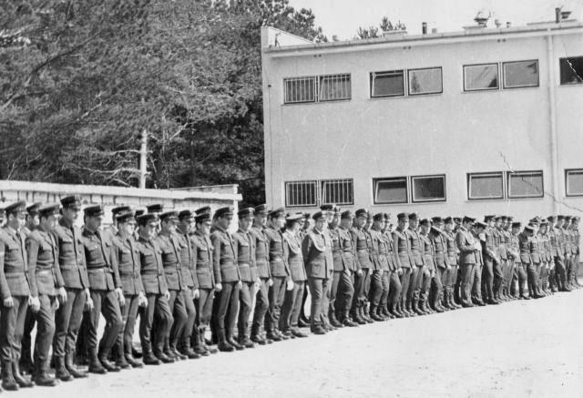 65 dr OP Rozewie - 12.10.1974 rok.