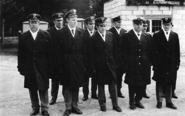 65 dr OP Rozewie - Moskwa 1975 rok.