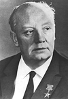 Główny konstruktor, Aleksander Raspletin