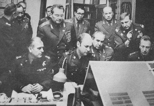 W  1979 roku PłSD 1. Korpusu OPK wizytował Marszałek Związku Radzieckiego Wiktor Kulikow.