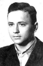 Mieczysław Wasąg - wrzesień 1945.