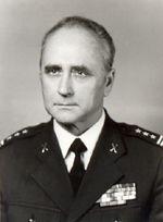 płk Mieczysław Wasąg - Szef WRiA 2 KOP Bydgoszcz.