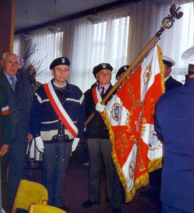 Zjazd Kresowych Żołnierzy AK - Międzyzdroje 1996.