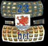 Odznaka 23. brt