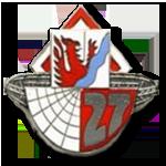 Odznaka 27 brt