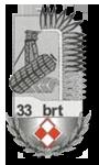 Odznaka 33 brt