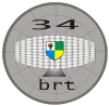 Odznaka 34 brt