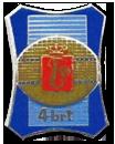 Odznaka 4. brt