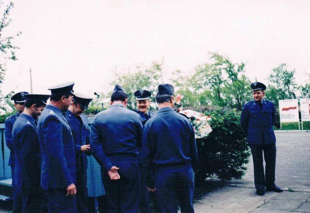 Maj 1996, objęcie obowiązków  dowódcy 21. dr OP.