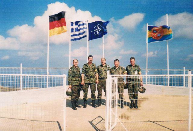 Kreta - październik 2002 r.