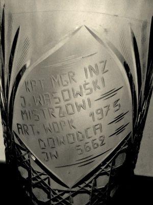 Zawody rakietowo-strzeleckie - 1975 r.
