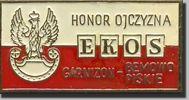 Odznaka Elitarnego Klubu Oficerów Starszych.